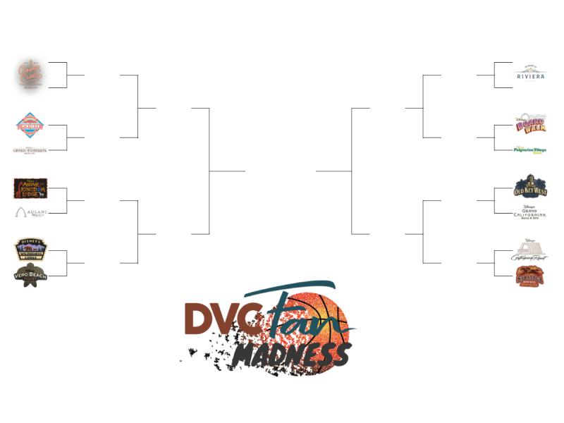 DVC Fan Madness Bracket