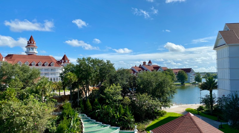 Villas at Disneys Grand Floridian Resort and Spa