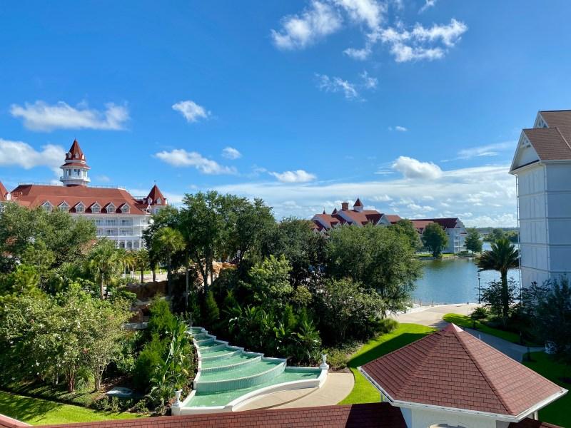 Villas at Disneys Grand Floridian Resort and Spa