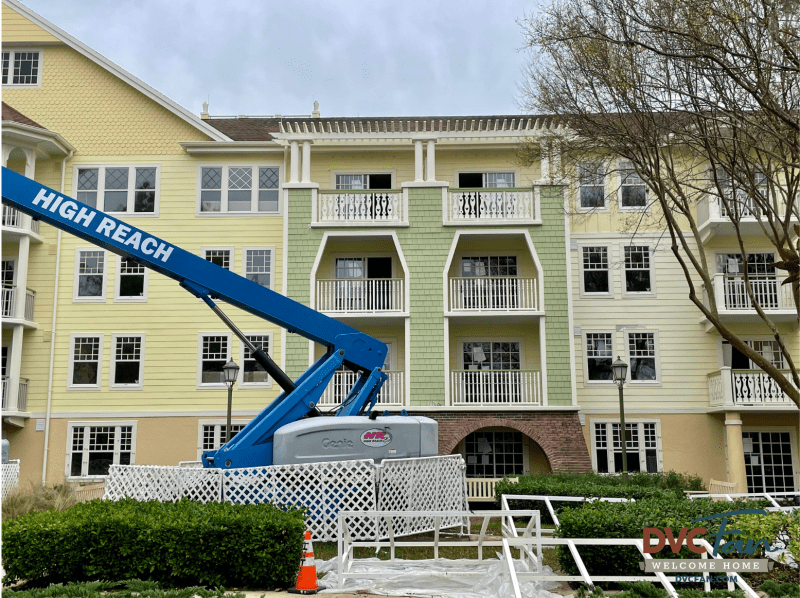 Saratoga Springs Refurbishment
