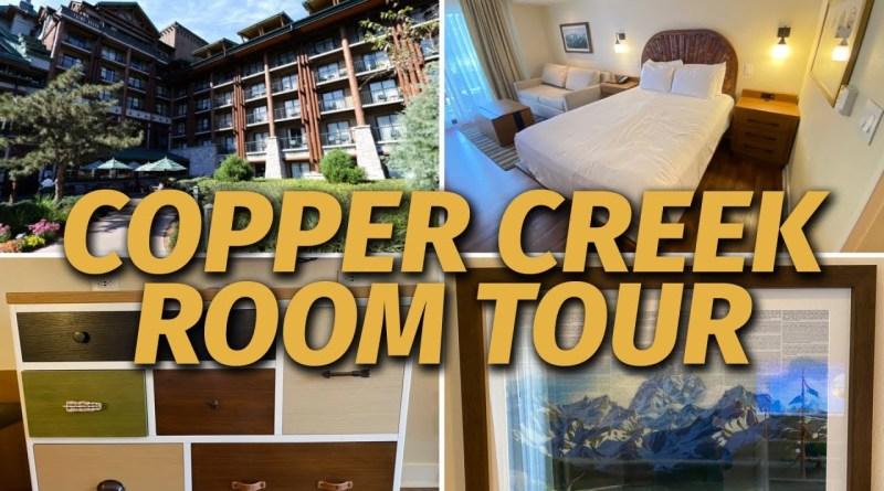Copper Creek Room Tour