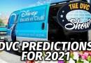 2021 Disney Vacation Club Predictions