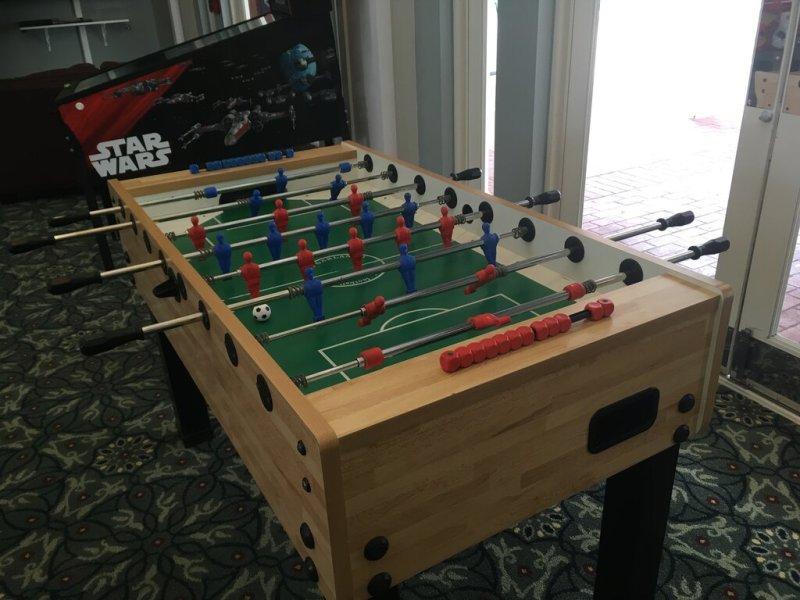 Games at Community Hall