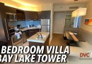 Disney's Bay Lake Tower 2-Bedroom Villa Room Tour