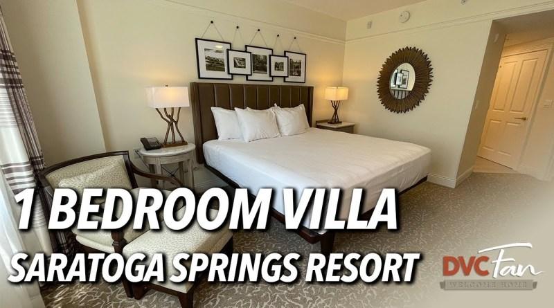 Saratoga Springs One Bedroom Tour