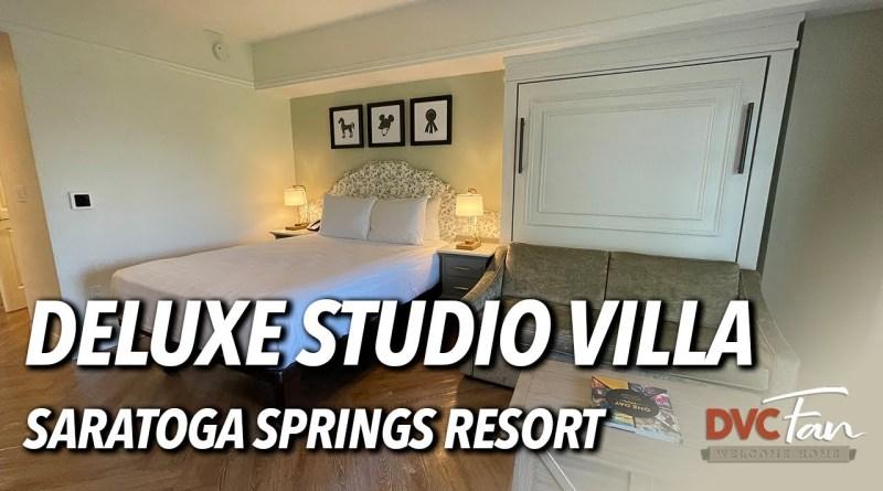 Saratoga Springs Deluxe Studio