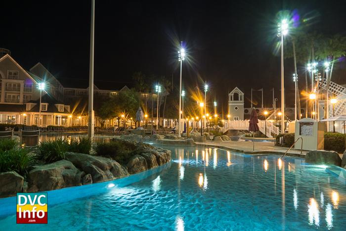 Disney's Beach Club Villas