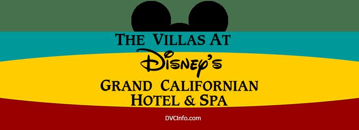 The Villas at Disney's Grand Californian Hotel & Spa