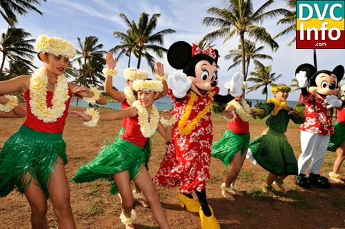 Groundbreaking at Disney's Ko Olina resort