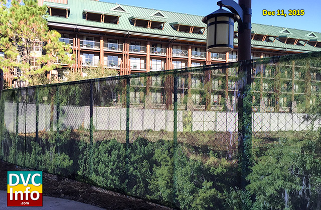 Dec 11, 2015 Wilderness Lodge Photo