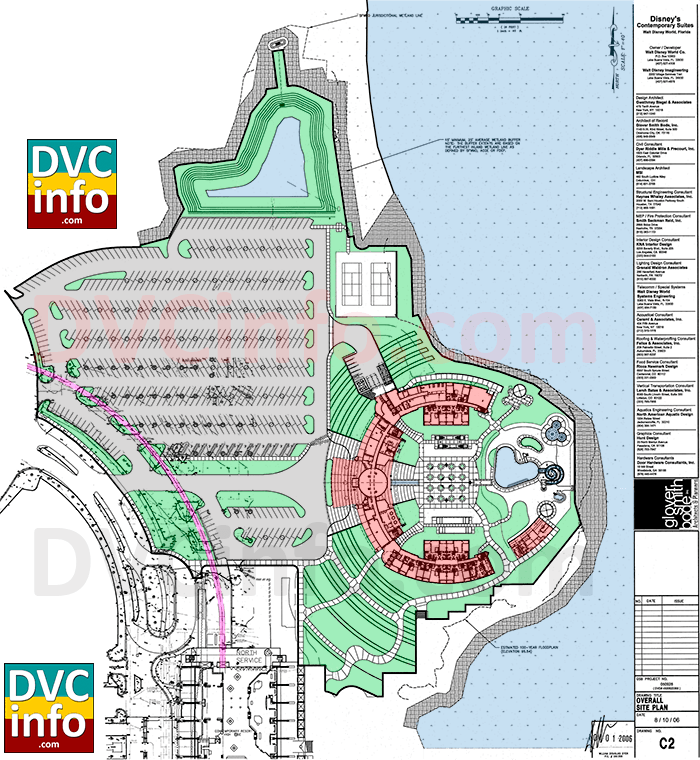 Plan for DVC at the Contemporary Resort