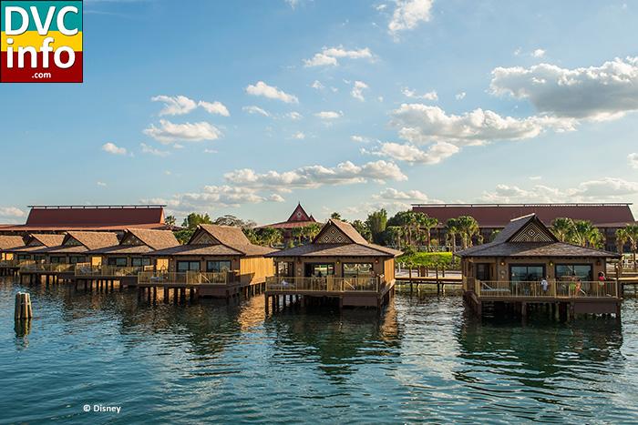 Disney S Polynesian Villas Bungalows Dvcinfo