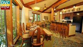 Treehouse villas at Saratoga Springs