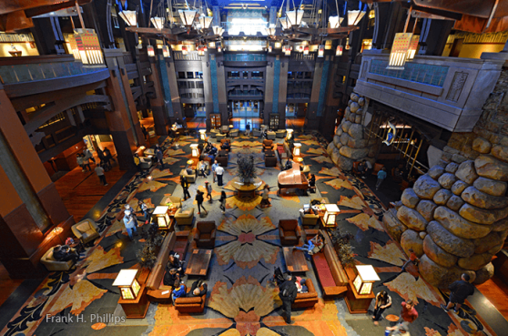 The Villas at Disney's Grand Californian Villas