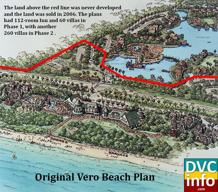 Original DVCConcept for Vero Beach resort