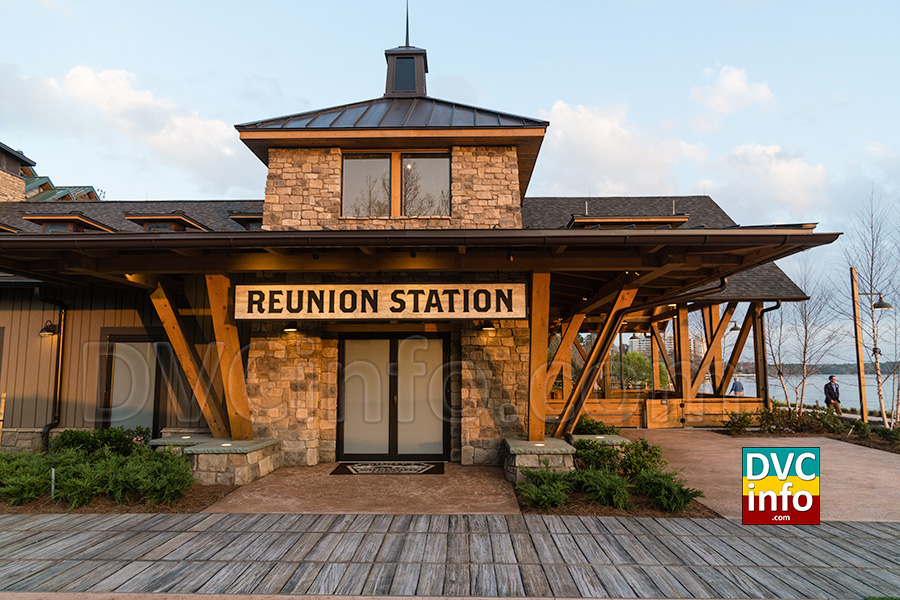 Reunion Station Lounge Details Revealed