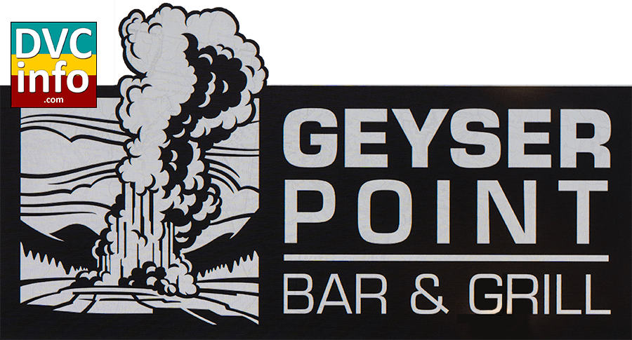 Geyser Point Bar & Grill Now Open at Wilderness Lodge