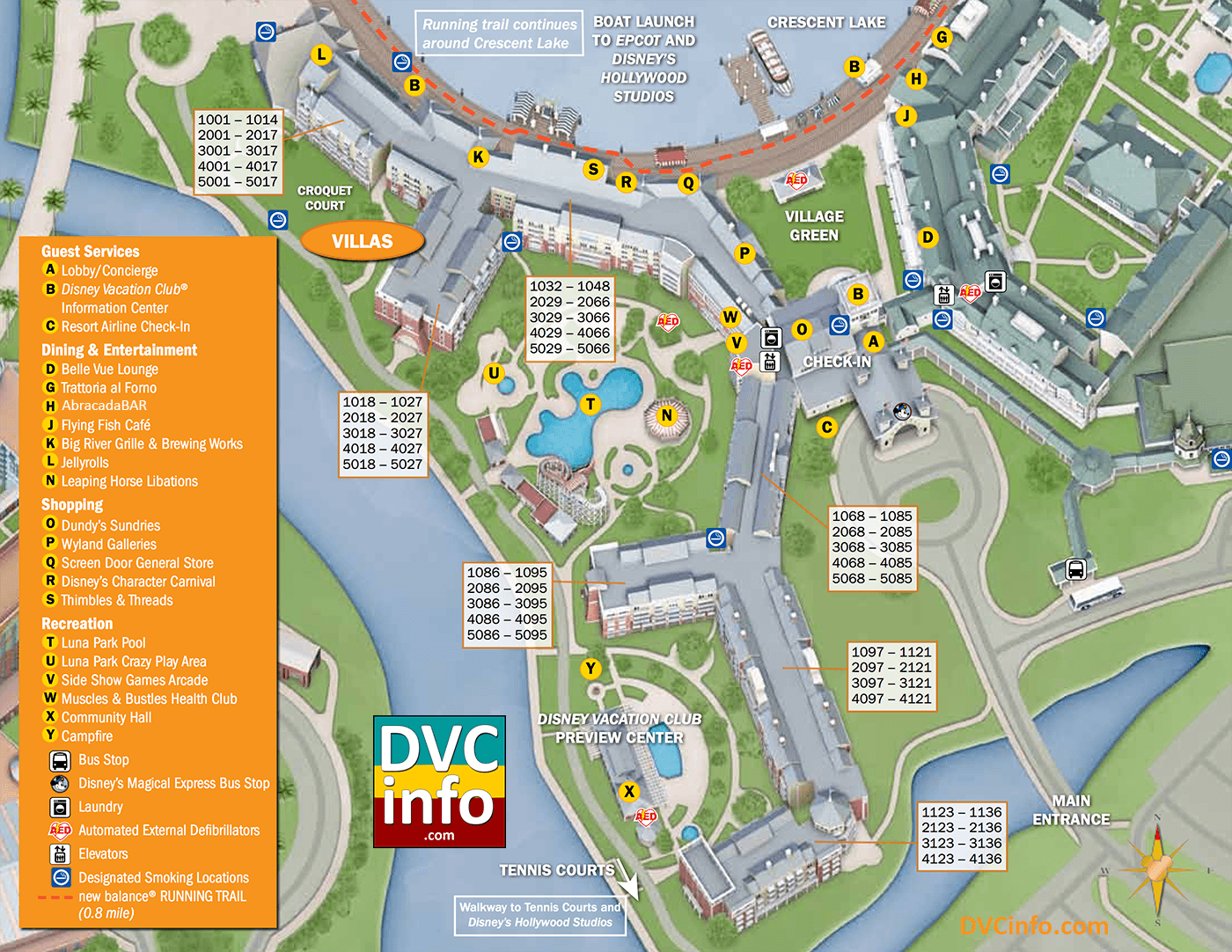 Disney\'s BoardWalk Villas - DVCinfo