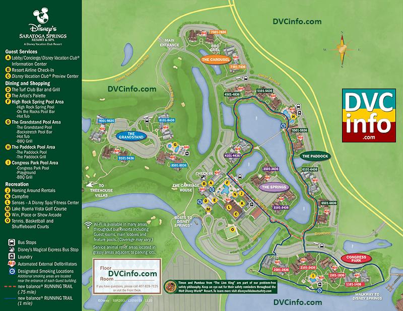 Disney S Saratoga Springs Resort Amp Spa Dvcinfo