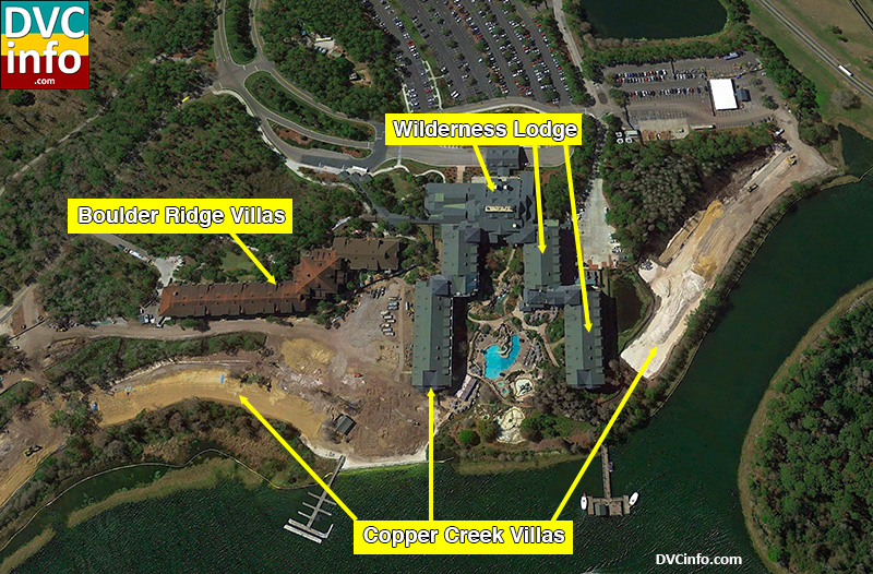Disney's Wilderness Lodge changes - 2016