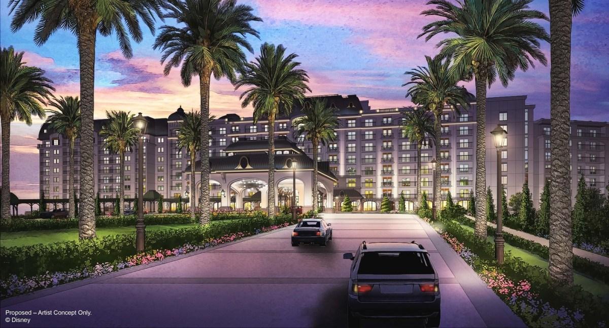 Disney Vacation Club Riviera Resort