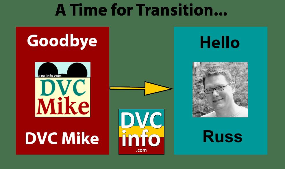 Goodbye DVC Mike
