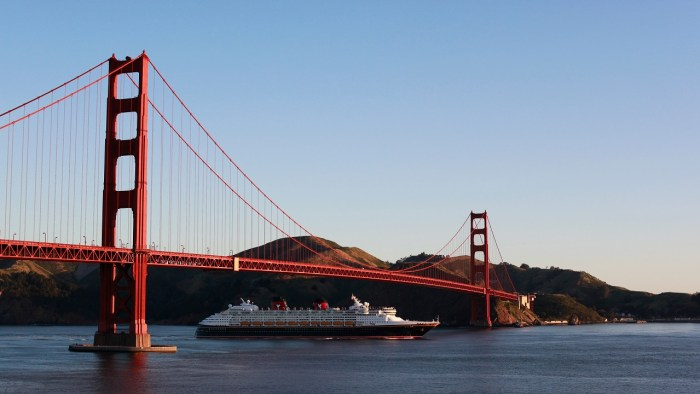 2019 Member Cruise: Pacific Coast