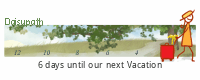 Daisypath Vacation tickers