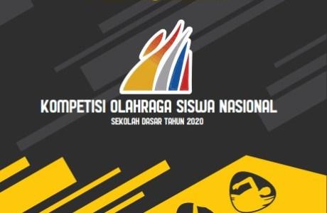 Juknis Kompetisi Olahraga Siswa Nasional KOSN SD 2020