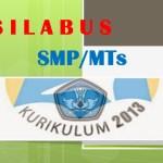 Silabus Bahasa Indonesia SMP K13 Edisi Revisi 2017 2018