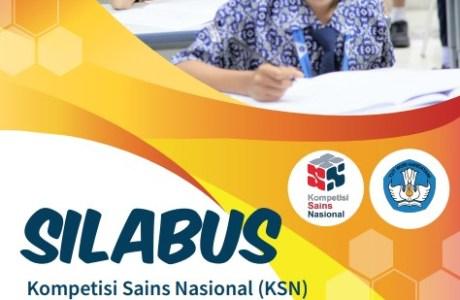 Download Silabus OSN KSN SMP Tahun 2020 Lengkap