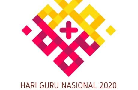 Logo Hari Guru Nasional HGN Tahun 2020 Kementerian Agama