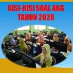 Download Kisi-kisi Asesmen Kompetensi Guru AKG Madrasah Tahun 2020