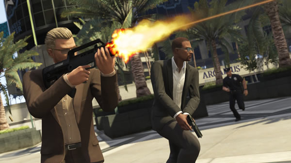 Grand Theft Auto Online Spring Updates