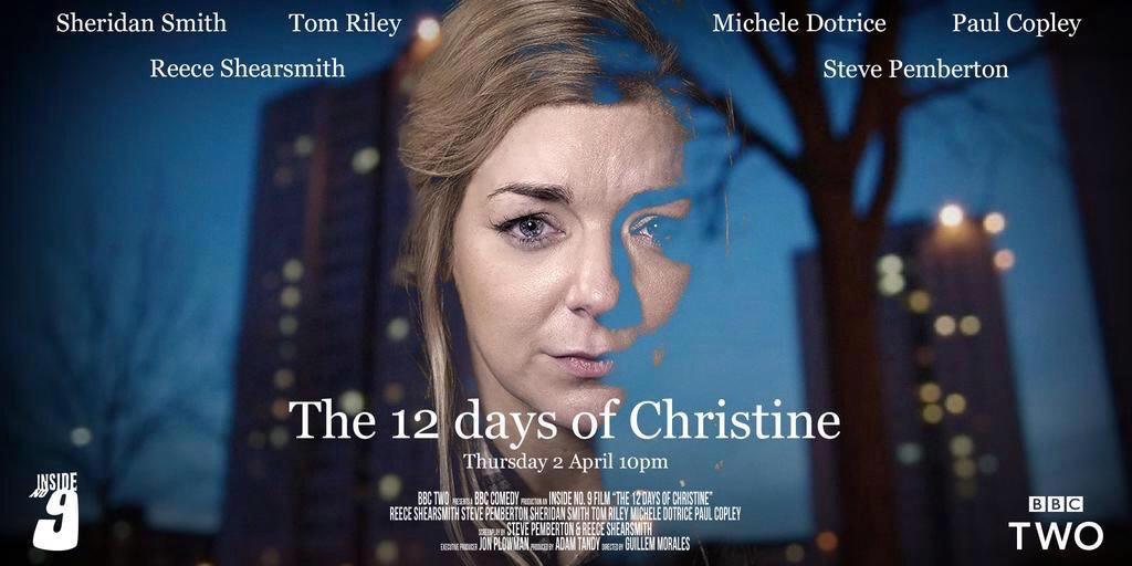 The 12 Days Of Christine