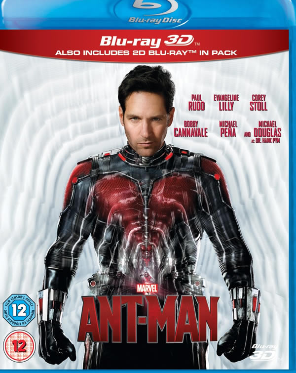 New Blu-ray and DVD releases November 30th 2015