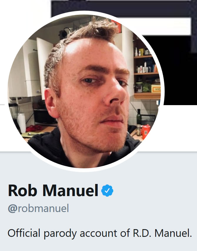 Rob Manuel