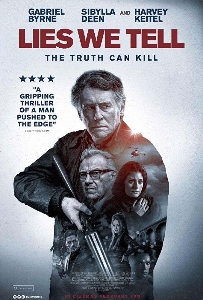 Lies We Tell - The DVDfever Cinema Review - Gabriel Byrne ...