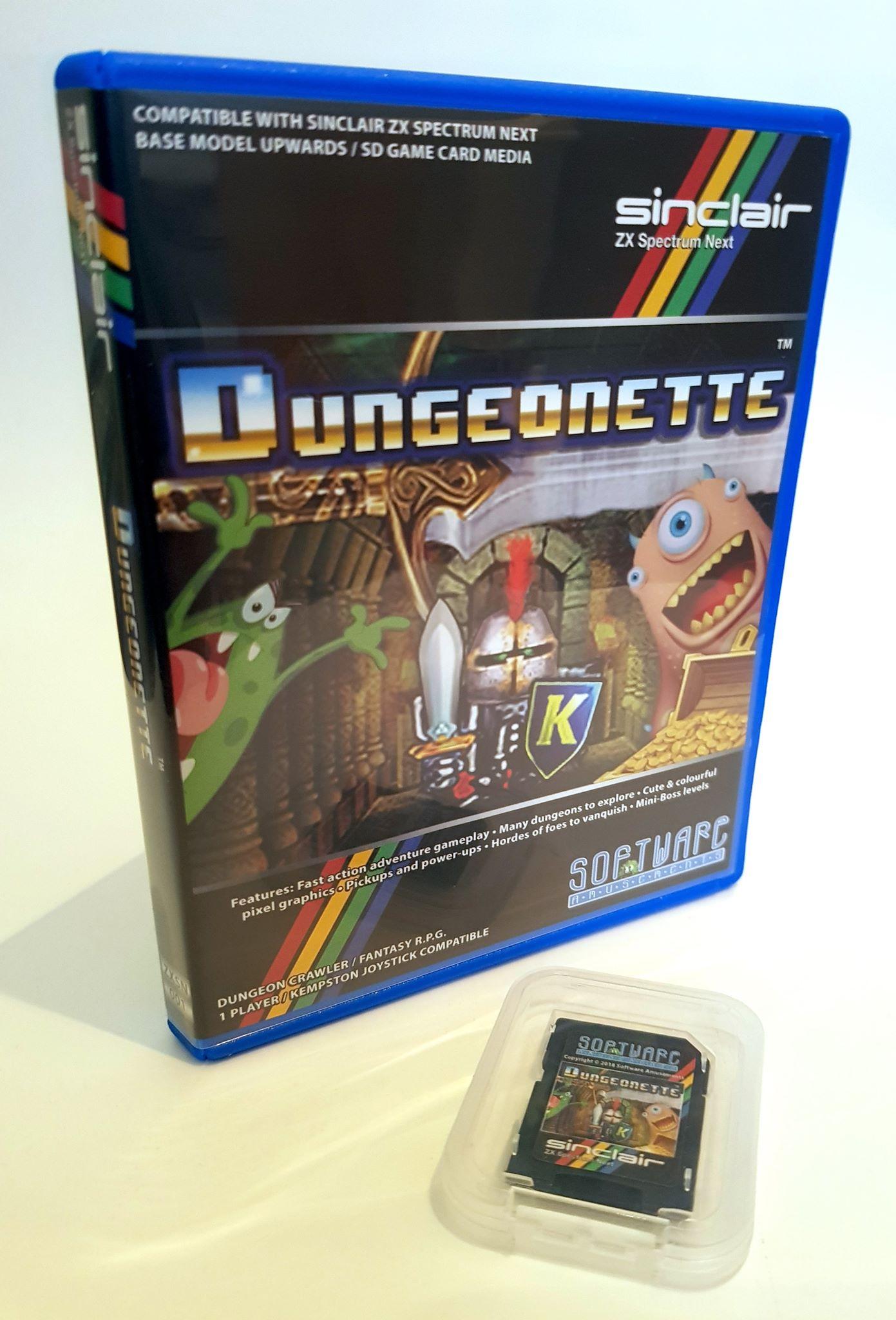 Dungeonette