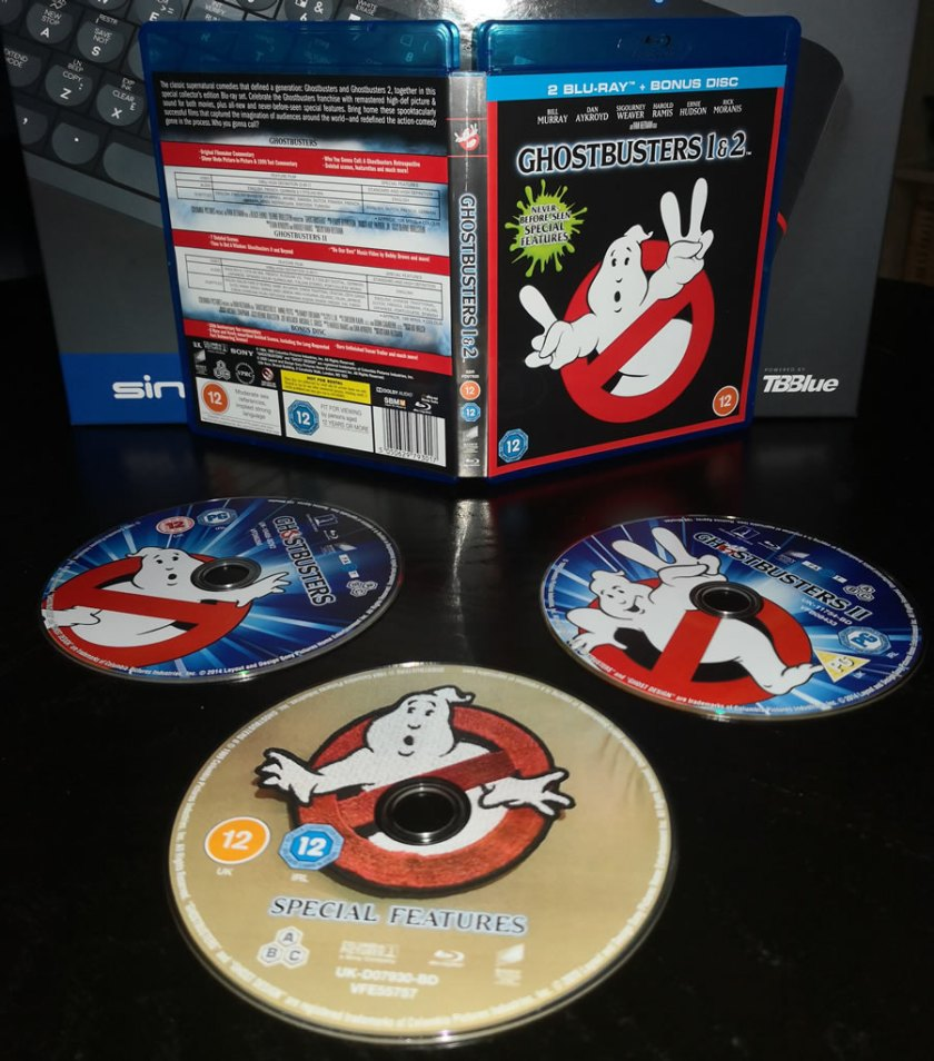 Ghostbusters 1 and 2 Special Edition
