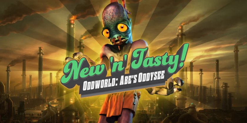 Oddworld: New and Tasty