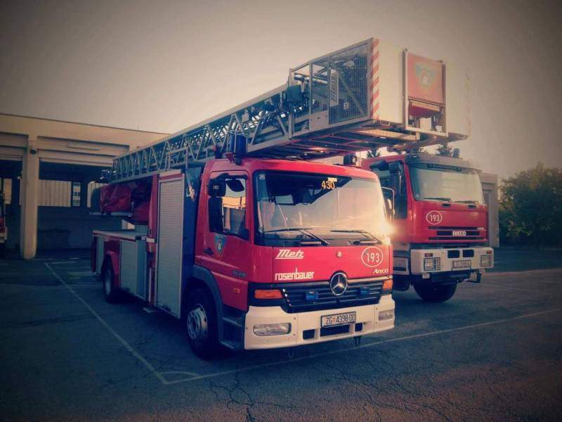 Tema: Hidraulički alati u vatrogastvu