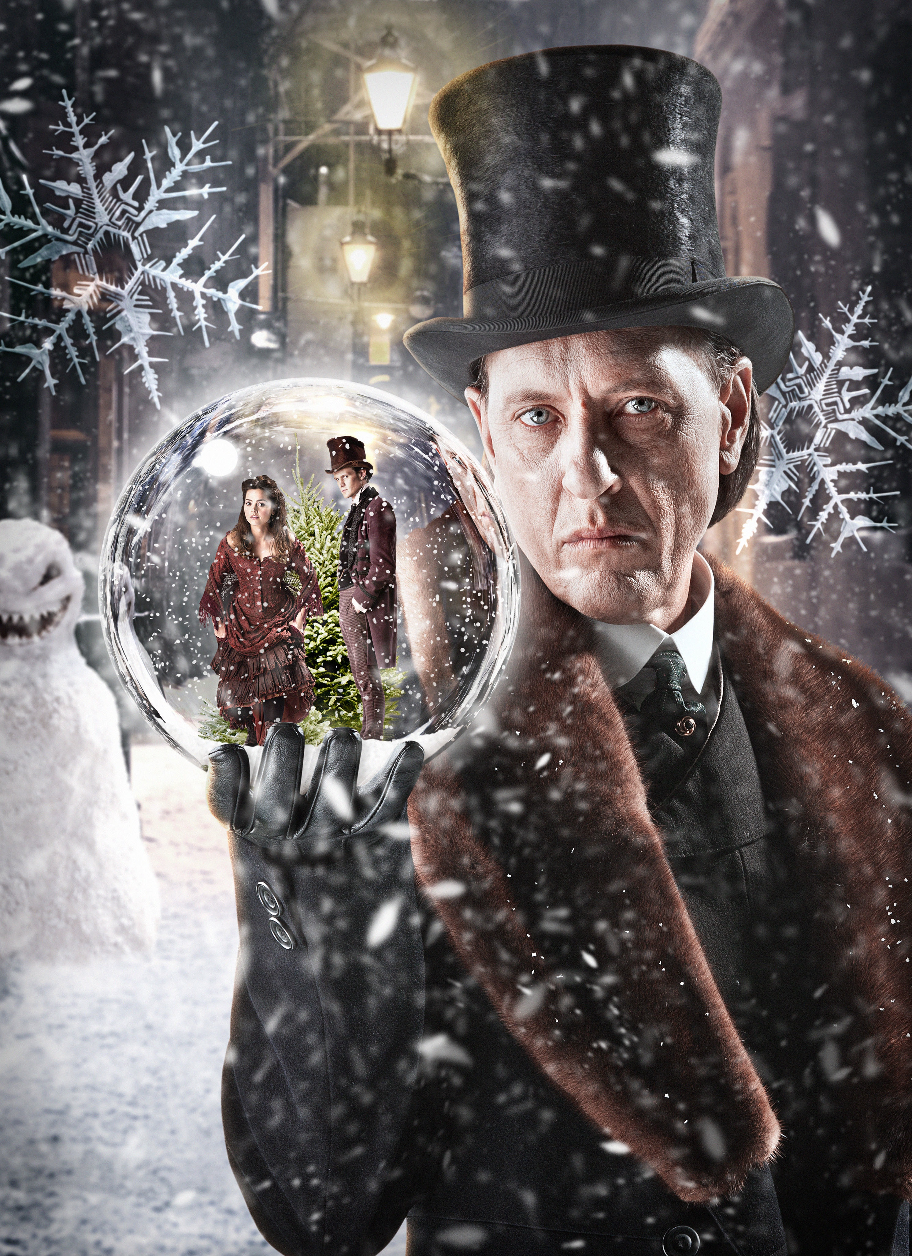 Doctor Who TV Series 7 Story 231 The Snowmen Special