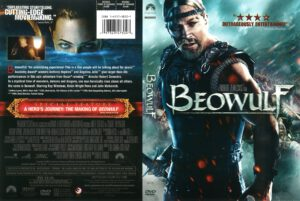 Beowulf 2007 R1 DVD Cover