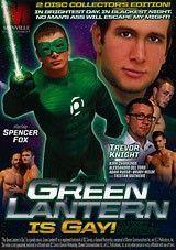 The Green Lantern Is Gay: A XXX Parody