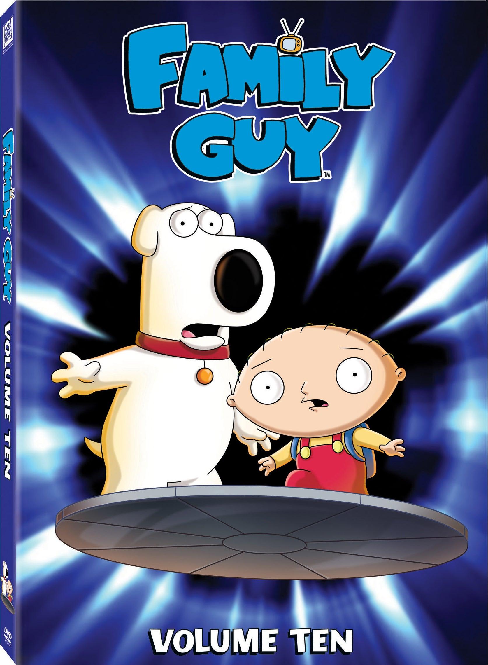 Volume 5 Guy Family Dvd