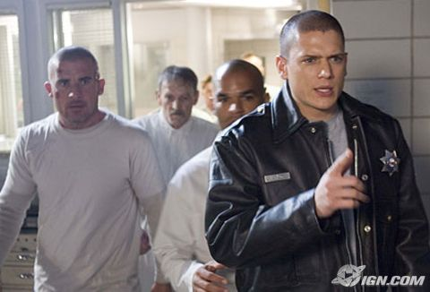 It's difficult enough to conjure up likeable characters, but Prison Break is