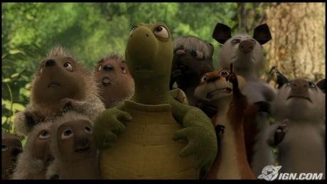 Over The Hedge IGN