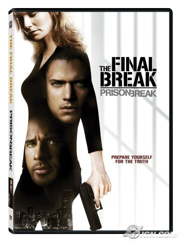 Prison Break: The Final Break Box Art
