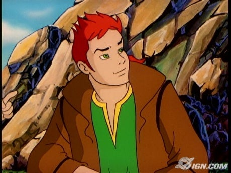 Image result for highlander the animated series